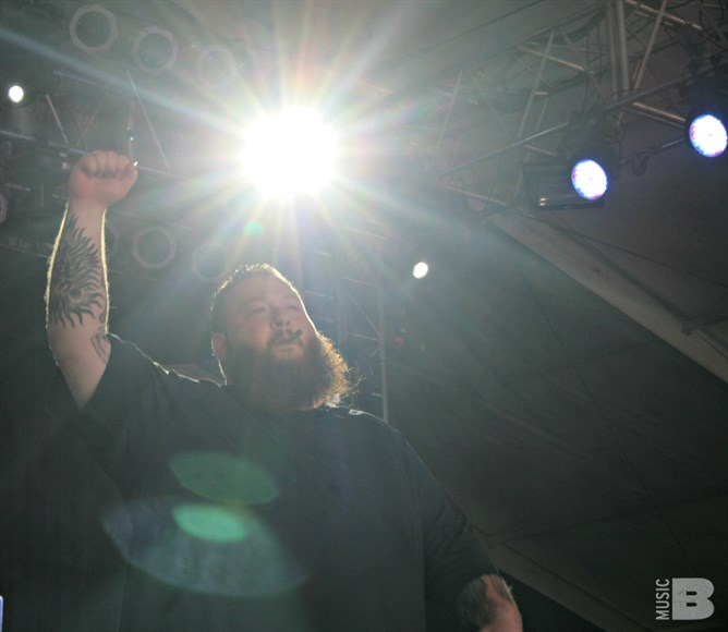 Action Bronson - Bonnaroo Music and Arts Festival