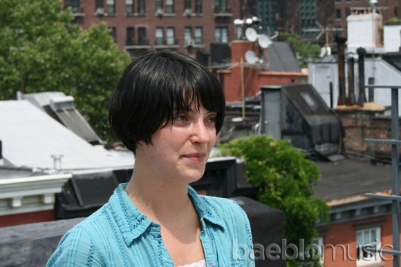 Sharon Van Etten - Baeble's Guest Apartment