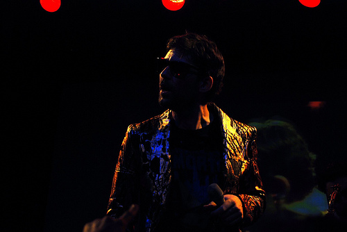 Jamie Lidell - The Bowery Ballroom