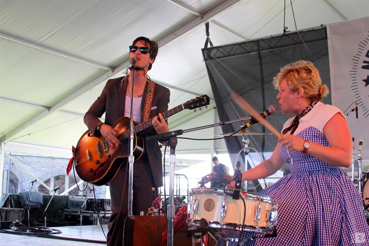 Shovels and Rope - Newport Folk Festival