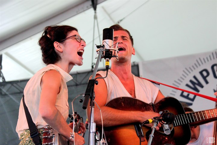 Spirit Family Reunion - Newport Folk Festival