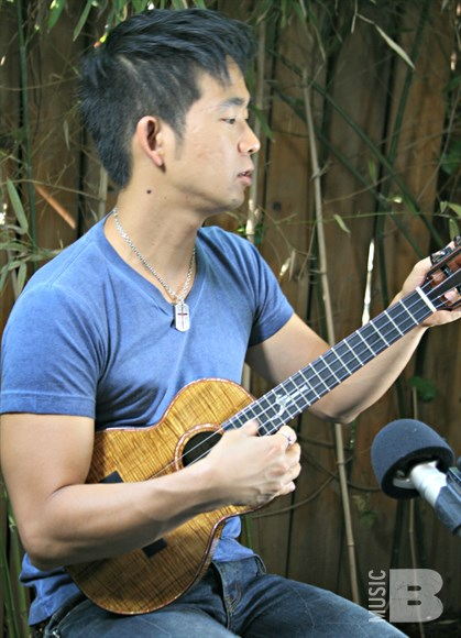 Jake Shimabukuro - Baeble HQ