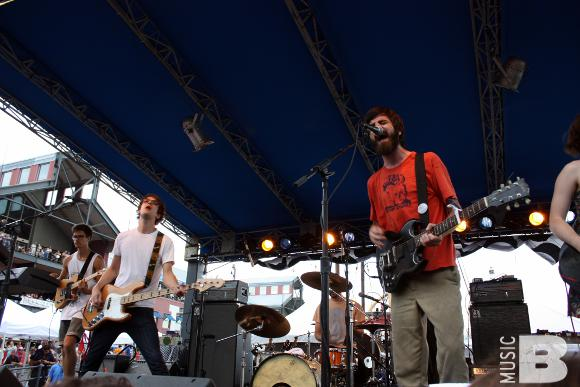 Titus Andronicus - The Seaport