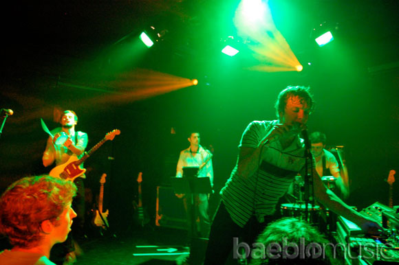 Friendly Fires - Le Poisson Rouge