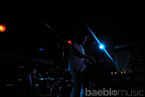 Baths - The Mercury Lounge
