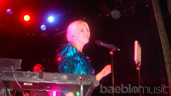 Little Boots - The Bowery Ballroom