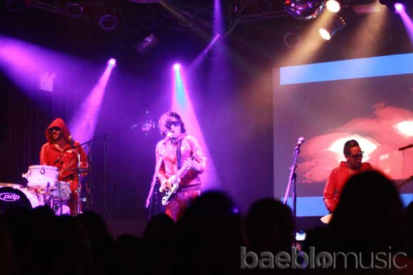 DATAROCK - The Highline Ballroom