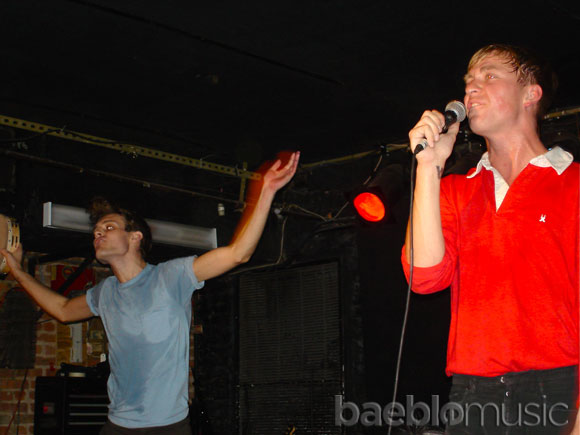 The Drums - The Mercury Lounge