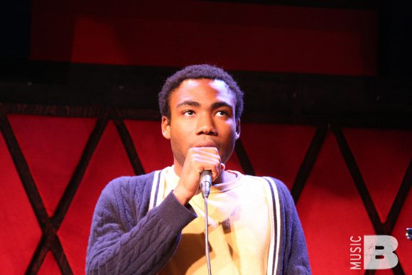 Childish Gambino - Rockwood Music Hall
