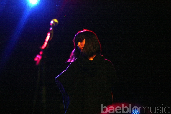 School of Seven Bells - Brooklyn Bowl
