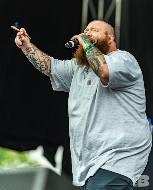 Action Bronson - Governors Ball