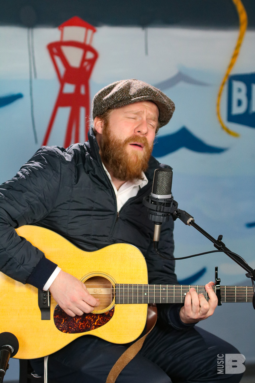 Alex Clare - Baeble HQ