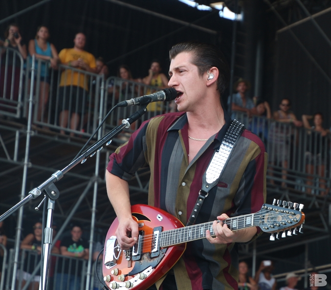 Arctic Monkeys - Bonnaroo Music and Arts Festival