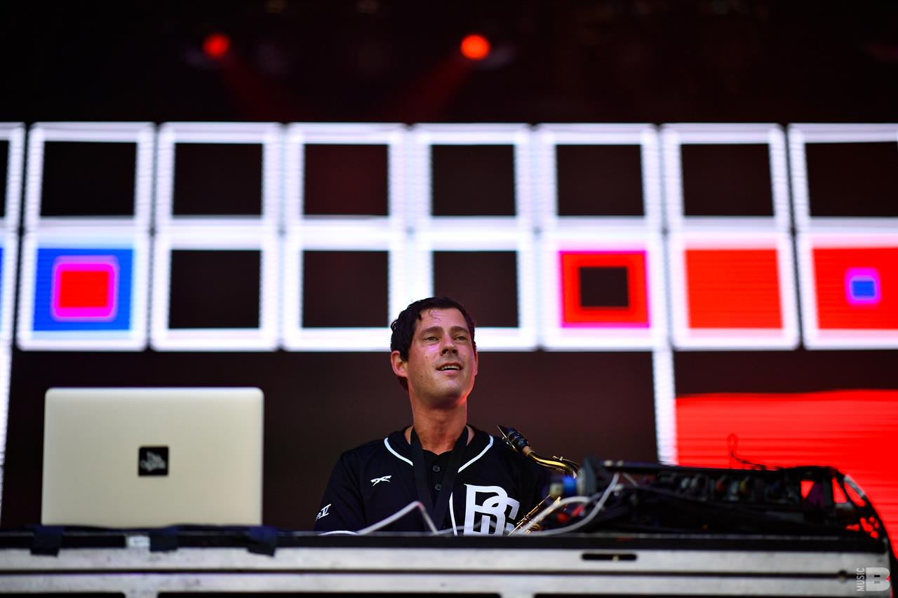 Big Gigantic.  - Meadows Music and Arts Festival