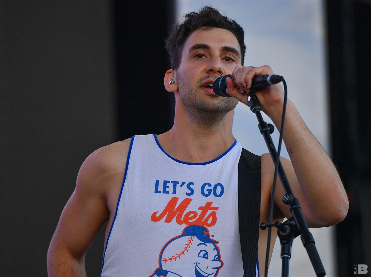Bleachers - Governors Ball