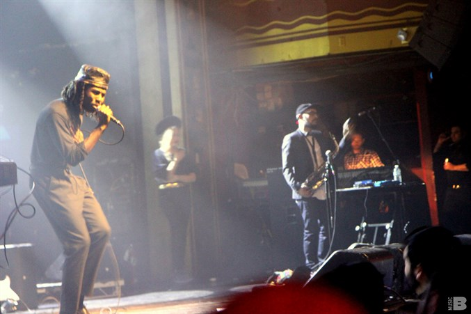 Blood Orange - Webster Hall