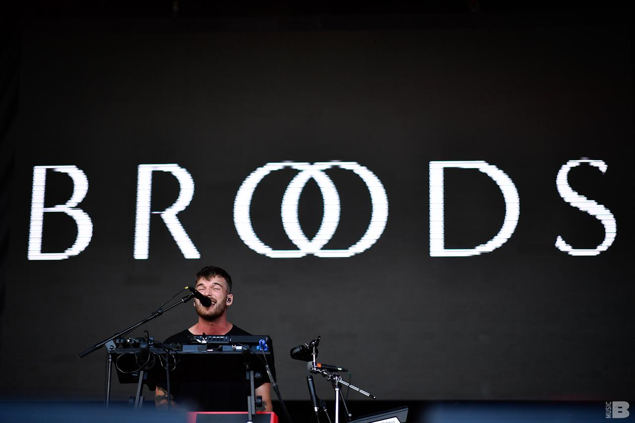 BROODS - Meadows Music and Arts Festival