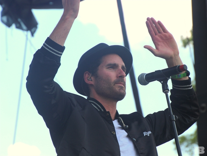 Capital Cities - Bonnaroo Music and Arts Festival