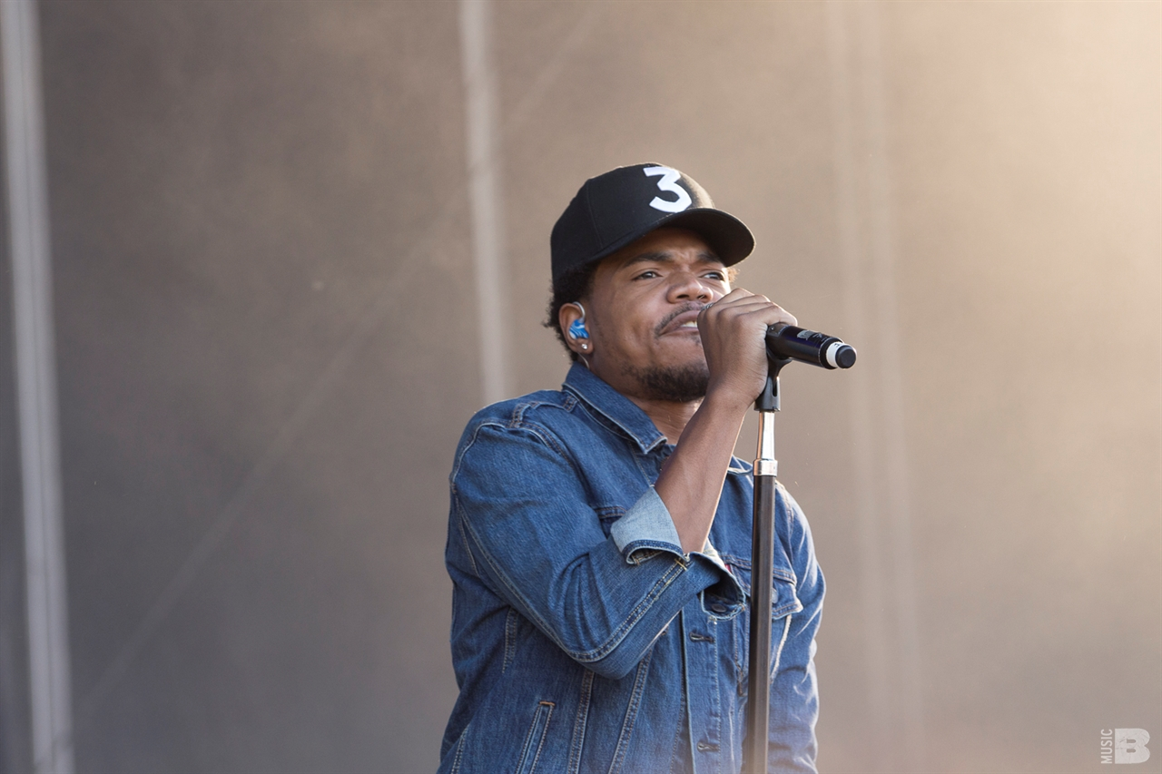 Chance the Rapper - Outside Lands