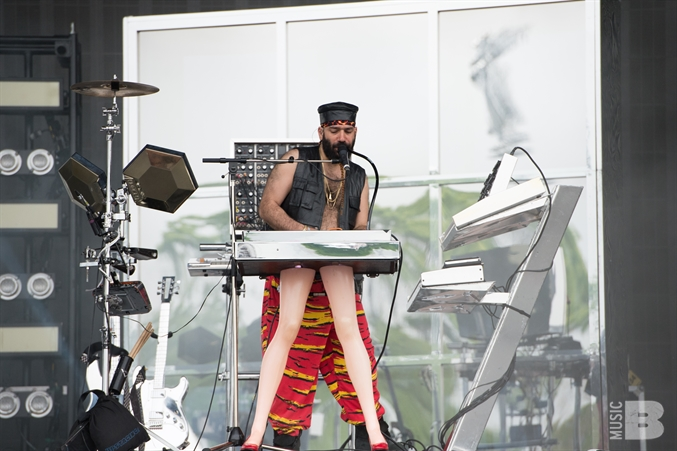 Chromeo - Governors Ball