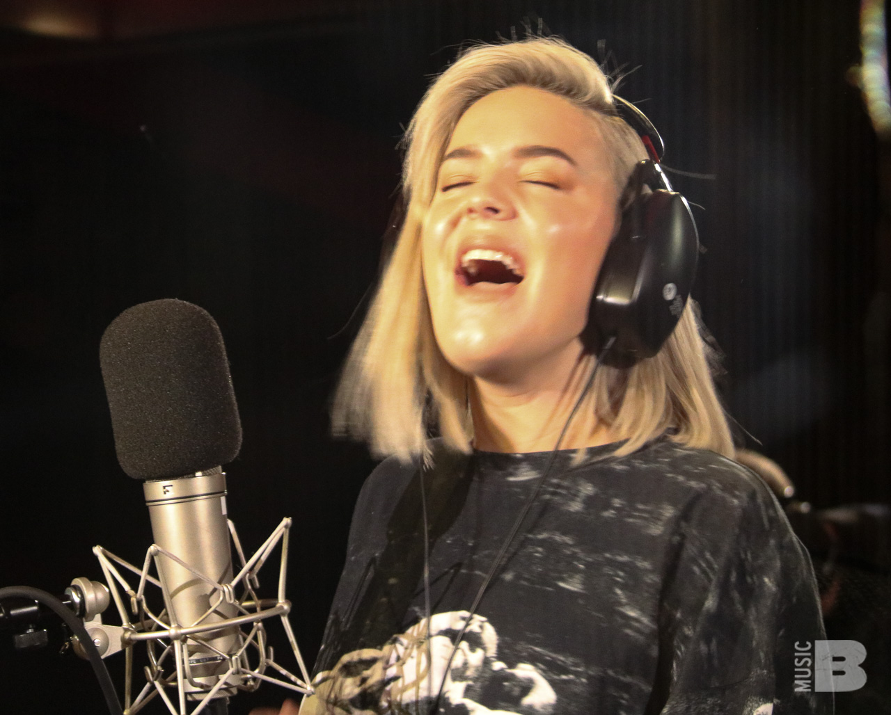 Clean Bandit - Atlantic Records Recording Studio