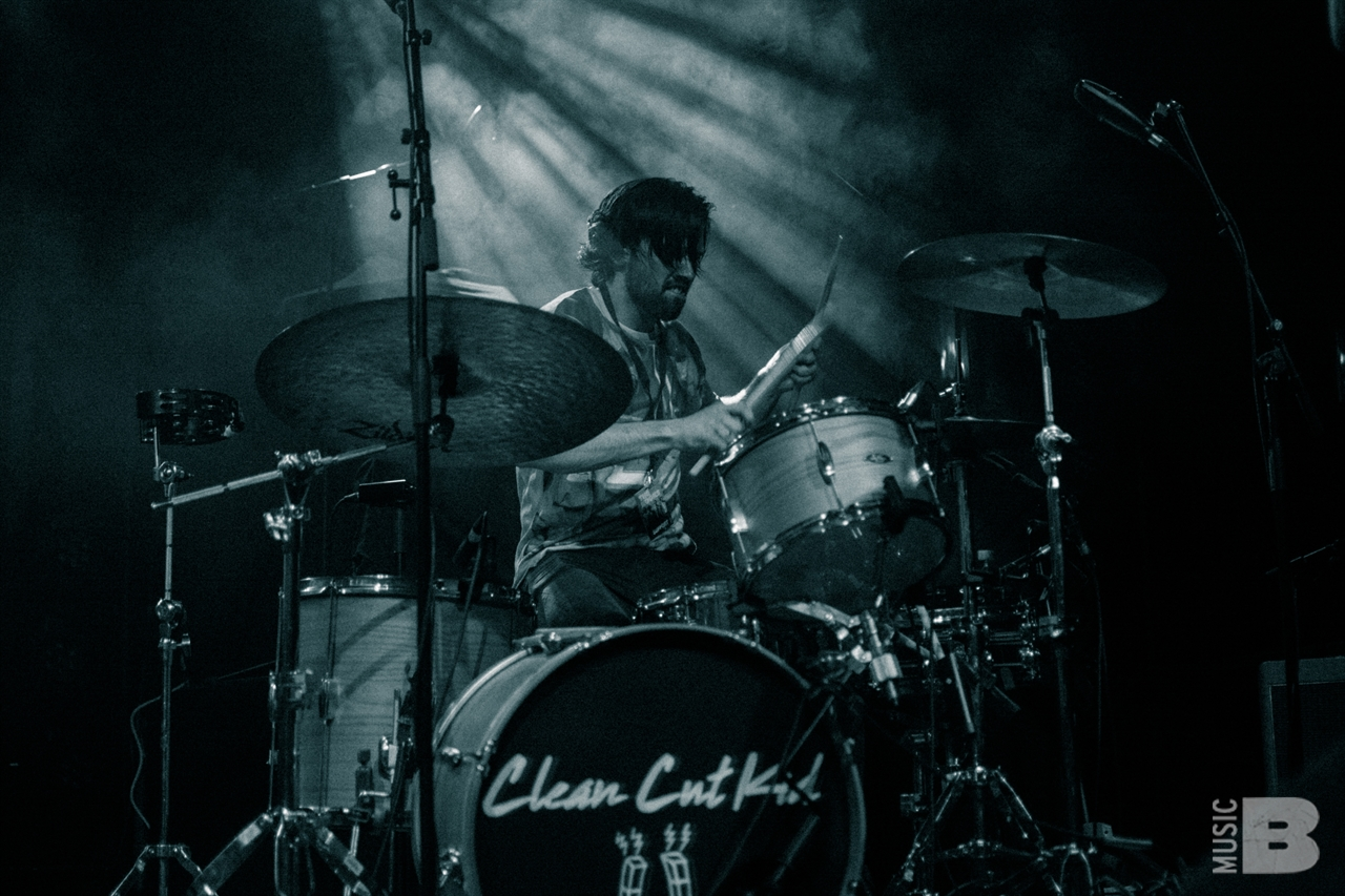 Clean Cut Kid - Manchester Academy - UK