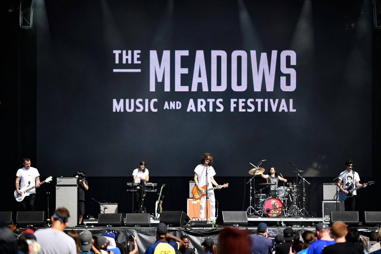 CRX - Meadows Music and Arts Festival