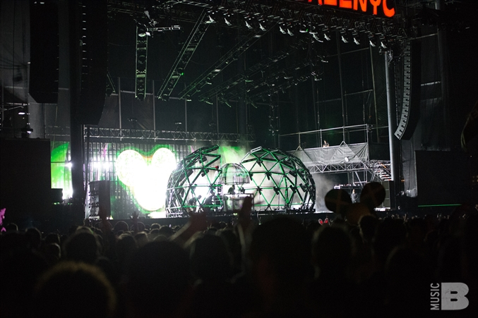 Deadmau5 - Governors Ball