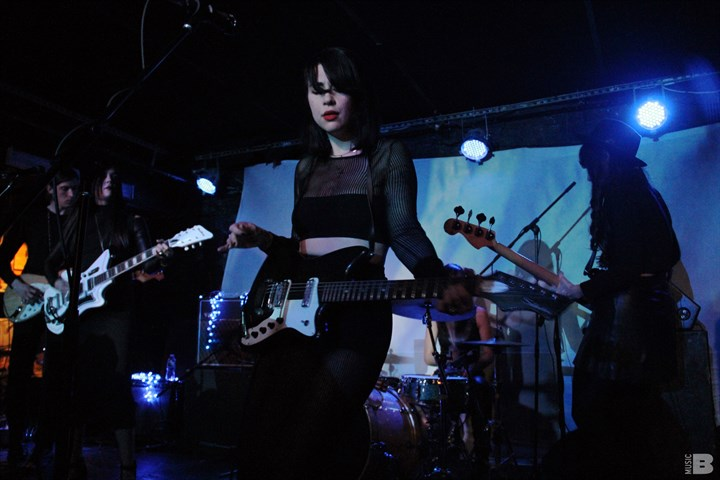 Dum Dum Girls - The Mercury Lounge