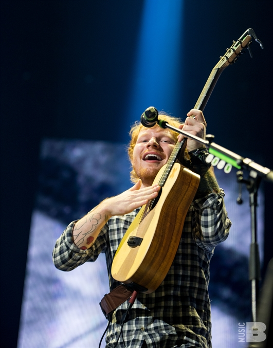 Ed Sheeran - The Prudential Center