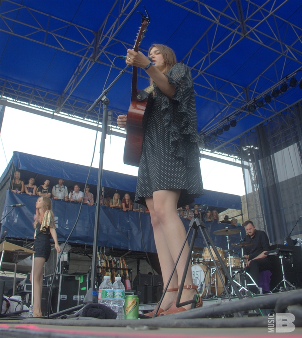 First Aid Kit - Newport Folk Festival