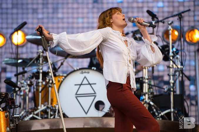 Florence and The Machine - Governors Ball