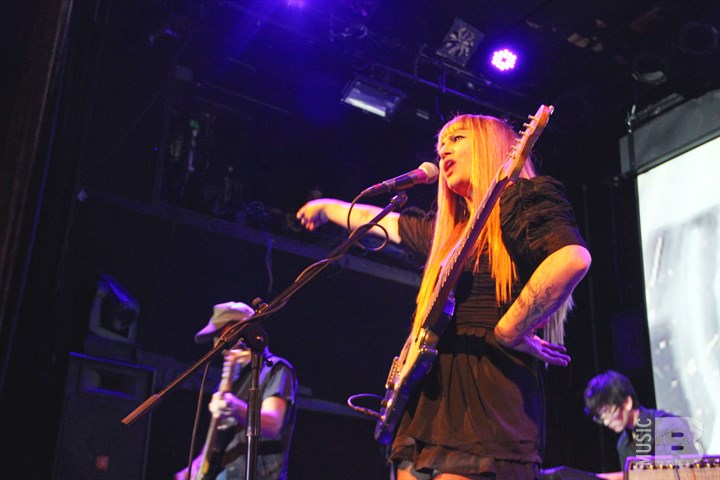 Frankie Rose - The Bowery Ballroom