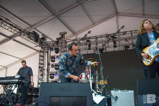 Future Islands - Governors Ball