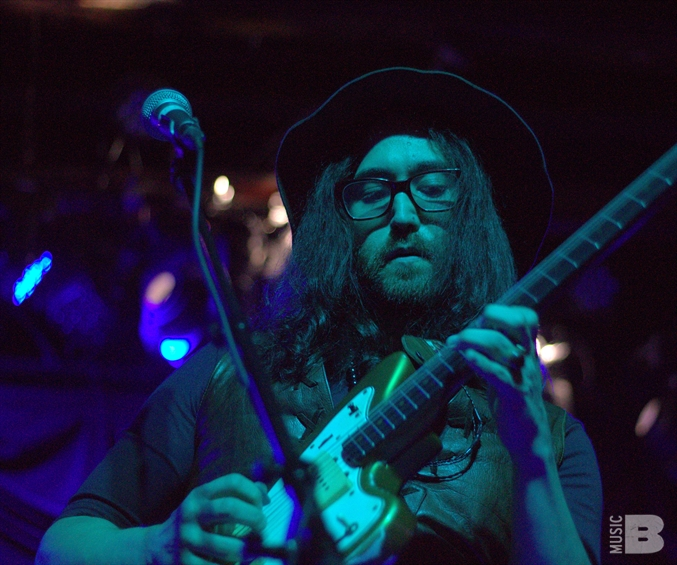 The Ghost of a Saber Tooth Tiger - Brooklyn Bowl