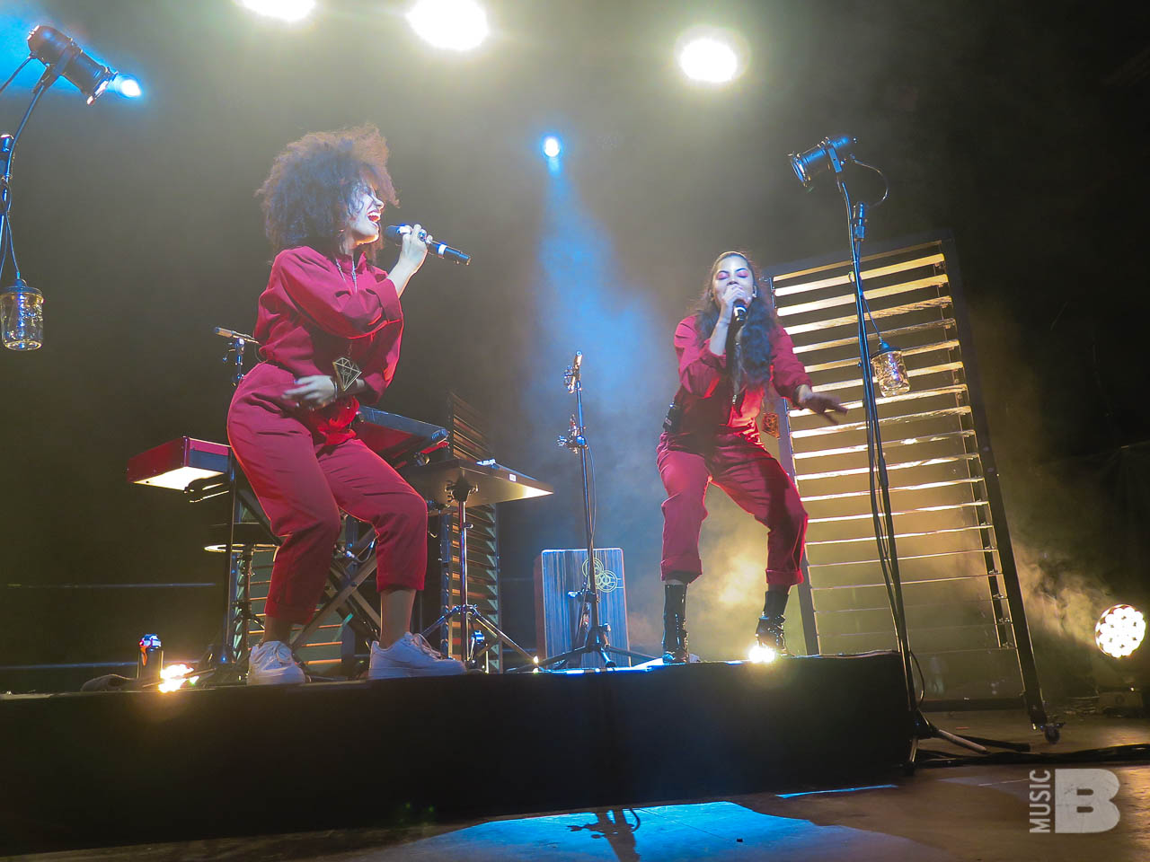 Ibeyi - Brooklyn Steel