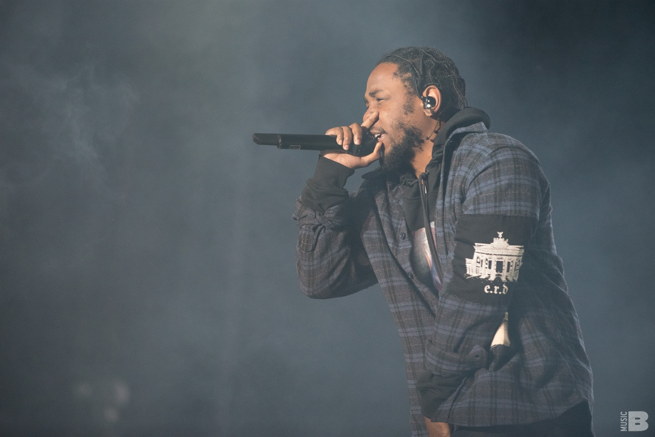 Kendrick Lamar - Austin City Limits