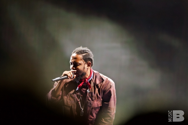 Kendrick Lamar - Panorama Music and Arts Festival