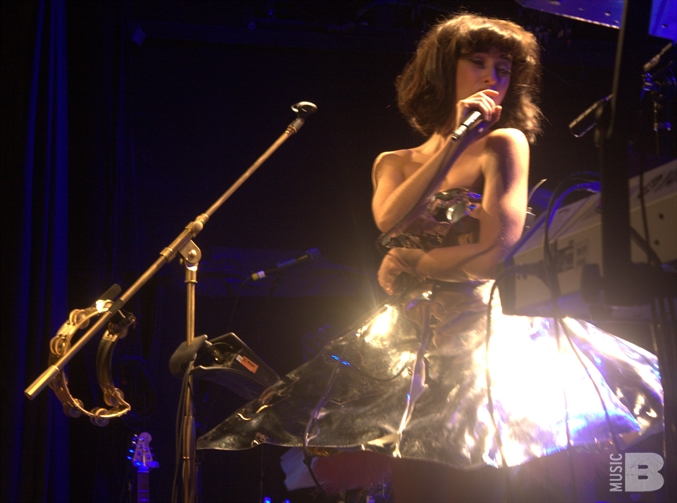 Kimbra - The Bowery Ballroom