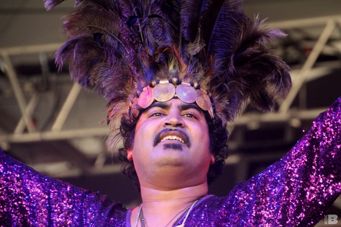 King Khan and the Shrines - Bonnaroo Music and Arts Festival