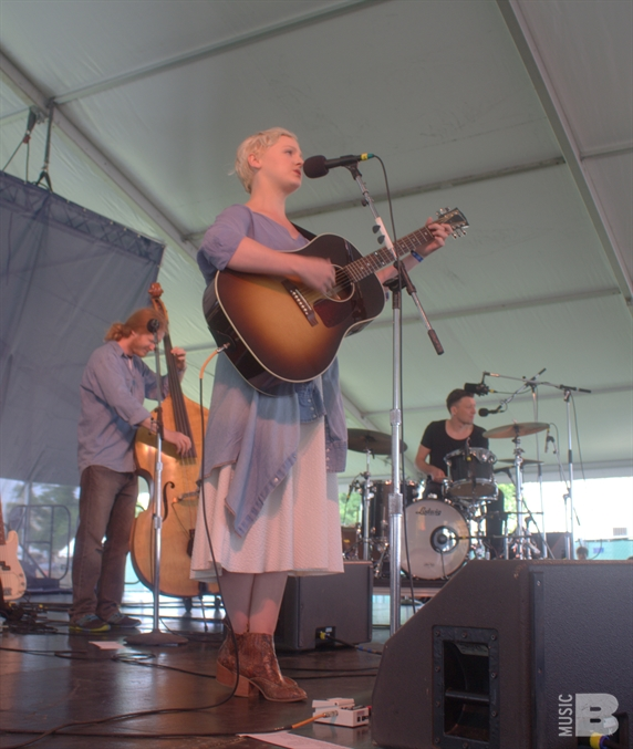 Laura Marling - Newport Folk Festival