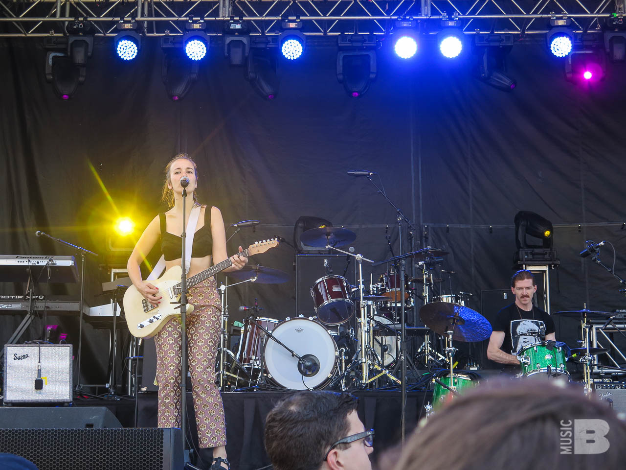 Margaret Glaspy - Cayuga Sound