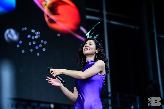 Marina and The Diamonds - Governors Ball
