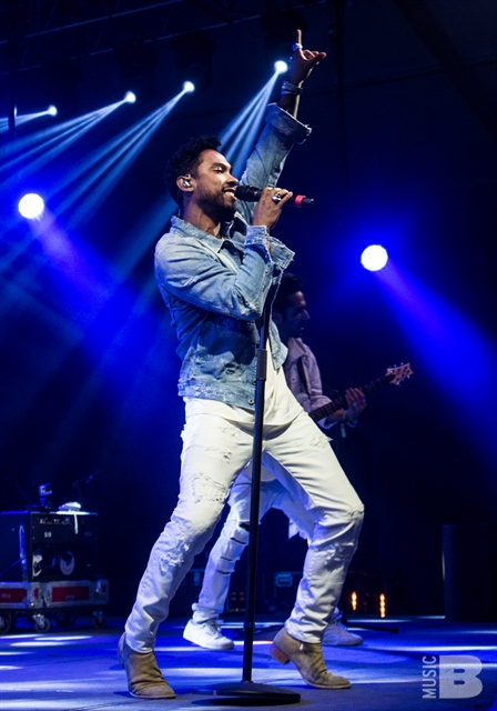 Miguel - Bonnaroo Music and Arts Festival