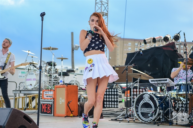 MisterWives - The Stone Pony