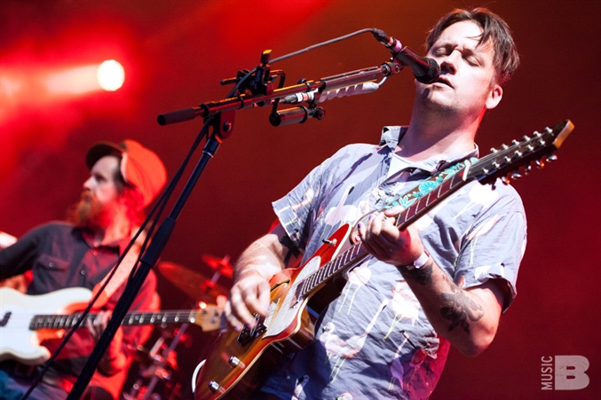 Modest Mouse - Propect Park Bandshell