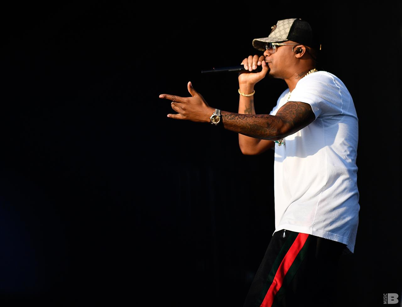 Nas - Meadows Music and Arts Festival