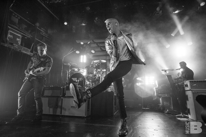 Neon Trees - Irving Plaza