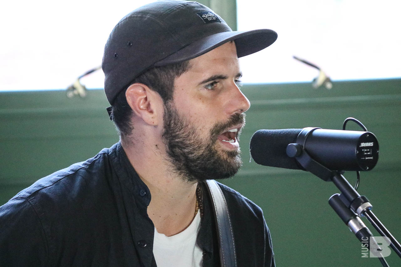 Nick Mulvey - Baeble HQ