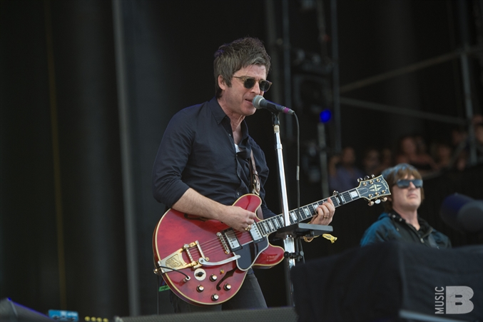 Noel Gallagher - Governors Ball